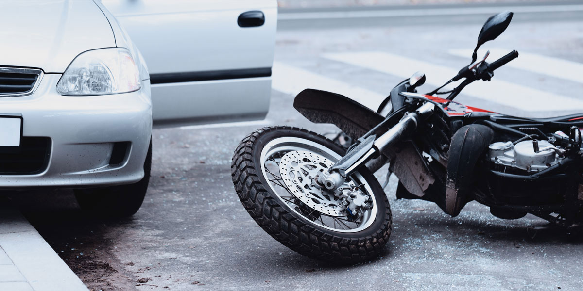 motorcycle accident law firm Henderson